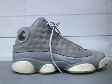 Air Jordan 13 Retro GS Wolf Grey Kids Basketball Shoes Size 7Y 7 Y 439358 018