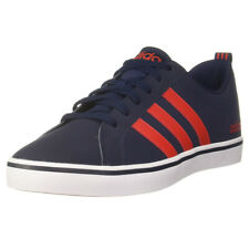 adidas Vs Pace Mens Skateboard Navy Blue Shoes Sports Fitness Trainers B74317