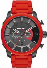 Rosso Roccaforte Diesel Acciaio Inox & Gunmetal Quadrante DZ4384 Orologio da uomo