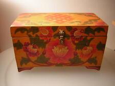 Schmuckkiste Truhe aus Tibet(Tibet wooden box  )
