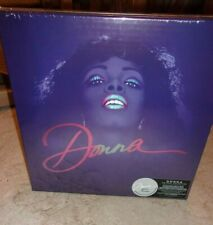DONNA SUMMER - DONNA THE VINYL COLLECTION ; 8-LP LTD EDITION BOX ; NEW & SEALED