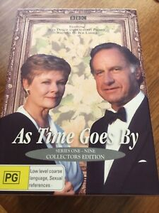 As Time Goes By Collectors Edition DVD Box Set Series 1 - 9 BBC ABC Australian