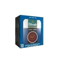 10 Tea Bag Dilmah Earl Grey Ceylon Black Tea