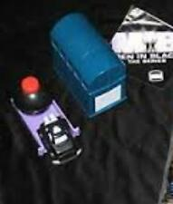 "MIB  Men in Black – 1998 The Series Kids Meal Toy ""Red Button Building Buster"""