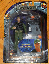 STARGATE SG-1 ATLANTIS UNIVERSE SERIES 1 COLONEL JACK O'NEILL DIAMOND SELECT MOC