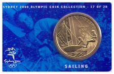 2000 $5 RAM UNC Coin Sydney Olympic Coin - NO OUTER COVER - 17 of 28 - Sailing