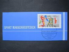 Berlin Sport Markenheft MiNr. 836 postfrisch **    (H 474)