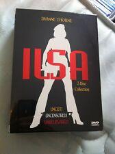 Ilsa Collection - Dyanne Thorne/Jess Franco (New/sealed OOP region-free DVD set)