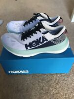 hoka carbon x                 Used for 2 runs only.