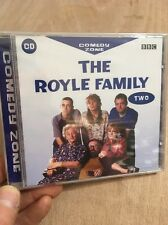 The Royle Family Two-Comedy Zone BBC Audio CD New+Sealed  2 TV Episodes Aherne