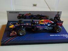 S. Vettel 1/43 Minichamps 130001 Red Bull Racing Renault RB9 2013 ovp