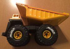 Buddy L Yellow Construction Dump Truck