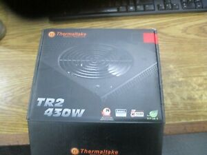 Thermaltake Model: W0070RUC:TR2 430W W/O PFC Power Supply.  Unused Old Stock  <