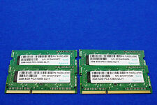 Apacer 1x 2GB SOD PC3-12800 CL11 DDR3 1600 Notebook Ram