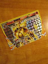 PL Pokemon PYROAR BREAK Card STEAM SIEGE Set 24/114 XY X Y Ultra Rare Holo TCG