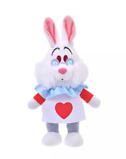 Authentic Disney nuiMOs White Rabbit of Alice in Wonderland poseable plush toy