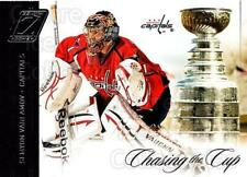 2010-11 Zenith Chasing The Cup #18 Semyon Varlamov, Stanley Cup