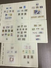 MOMEN: CYPRUS 1988-1990 MINT COLLECTION ON 11 HINGELESS PAGES LOT #6057