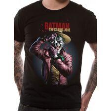 Black Adults Batman The Killing Joker Cover T-shirt - Official DC Comics Joke