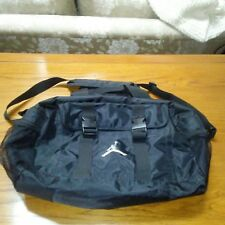 Air Jordan Duffel Bag Gym Bag Black