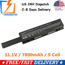 Battery for Dell Studio 1735 1737 PP31L KM973 Laptop US 9 Cell