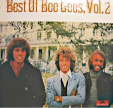 ++THE BEE GEES best of vol 2 LP POLYDOR let there be love/august october VG++
