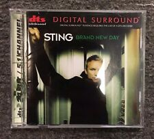 Sting Brand New Day CD 2000 Multichannel DTS 5.1 24 Bit Rock Pop A&M 01061-2-3