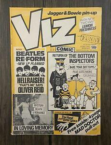 VIZ Comic - Oct 1985 - Issue 14 - Ref C3 - Free Postage