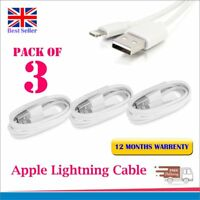 IPHONE SPEEDY DATA CABLE APPLE IPAD USB CHARGER LIGHTNING SYNC CHARGING 5 6 7 8