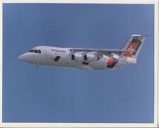CROSSAIR AVRO RJ 85 JUMBOLINO LARGE PHOTO SWITZERLAND