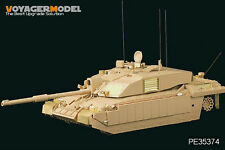 Voyager PE35374 1/35 Modern British Challenger 2 MBT(desertised)For TAMIYA 35274