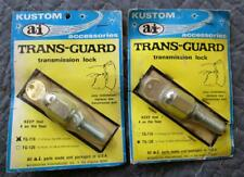 NOS Trans-Guard Manual Transmission Locking Bolt Awesome Vintage Accessory COOL!