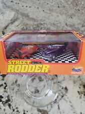 Hot Wheels Collectibles, Hot Rod Series 1 Street Rodder 2 car set factory sealed