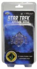 Star Trek Attack Wing 5th Wing Patrol Ship 6 Expansion. Delivery