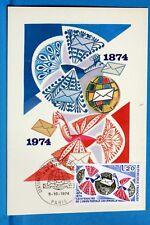 U.P.U    FRANCE CPA Carte Postale Maximum  Yt 1817 C