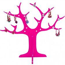 Rosa Anillo árbol (para pendientes y anillos)