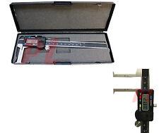 6''/ 150mm INSIDE Groove Digital Caliper Micrometer Measurement Ruler Scale