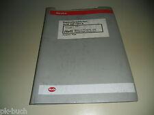 Workshop Manual Audi 100 Motronic Fuel Injector Ignition System Adr Motor