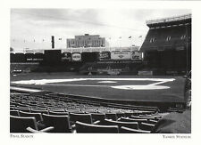(19006) Postcard - Yankee Stadium - Final Season - Modern card.