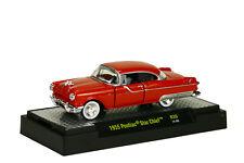 L06 32500 30 M2 MACHINES AUTO THENTICS 1955 PONTIAC STAR CHIEF 1:64