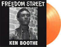 Ken Boothe - Freedom Street [Limited 180-Gram Orange Colored Vinyl] [New Vinyl L