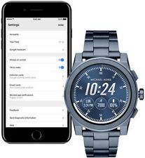 Michael Kors 2018 accès connectées Grayson Homme Android IOS Touch Smartwatch NEUF