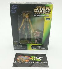 Star Wars Power of the Force Oola & Salacious Crumb Action Figure Kenner New
