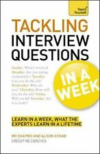 Tackling Interview Questions In a Week A Teach Yourself Guide Teach Yourself: B