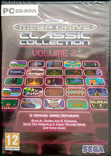 SEGA MEGA DRIVE CLASSIC COLLECTION:VOLUME 2 PC GAME 2010 -PC-
