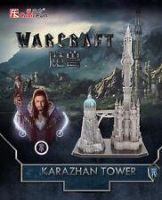 Karazhan Tower Castle World of Warcraft Movie Blizzard Souvenir 3D Puzzle Model