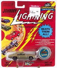 Johnny Lightning Commemorative Vicious Vette Light Gold Series J 1993 MOC