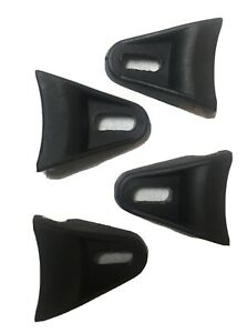 4 Piece Subwoofer Grill Mounting Clamps (Clips)