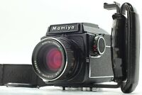 [Near Mint] Mamiya M645 + Waist Level finder + SEKOR C 80mm F2.8 Lens from JAPAN