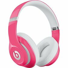 Beats by Dr. Dre Studio Pink Over Ear Headphones MHB12AM/A - Wired